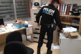 Los ladrones entran a robar a dos colegios de Sóller