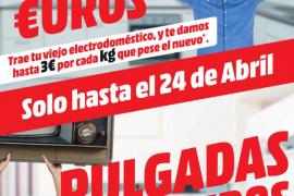 Media Markt lanza una campaña que fomenta el reciclaje de electrodomésticos