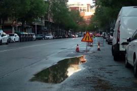 Denuncia Calle Aragon