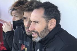 Vicente Moreno, sobre el partido de Elche: «Final es cuando ya no hay nada más»