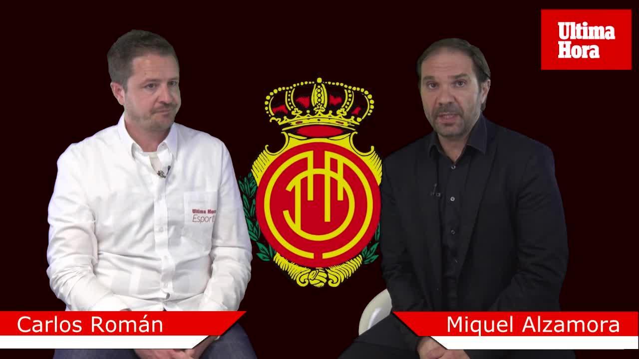 Carlos Román: «El de Elche es el partido más importante de la temporada»