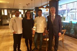 Palma se presenta en Madrid como un destino gastronómico en un acto protagonizado por cocineros con estrella Michelín