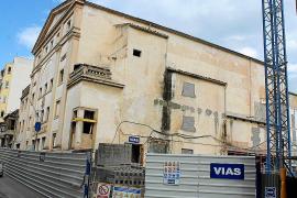 Ultimátum a arquitectos y empresa del teatro de Inca para que retomen las obras
