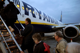 Ryanair y EasyJet logran abaratar los vuelos entre Alemania y Mallorca