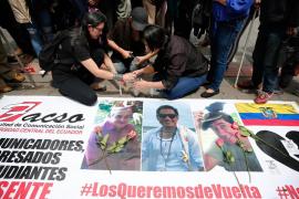 Ecuador confirma la muerte de los dos periodistas de 'El Comercio' y su conductor