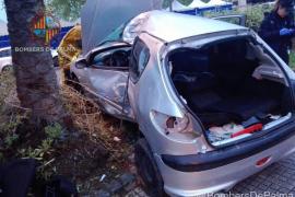 En estado grave un joven tras sufrir un accidente en el Passeig Marítim de Palma