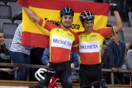 Torres y Mora se consagran en los Six Days