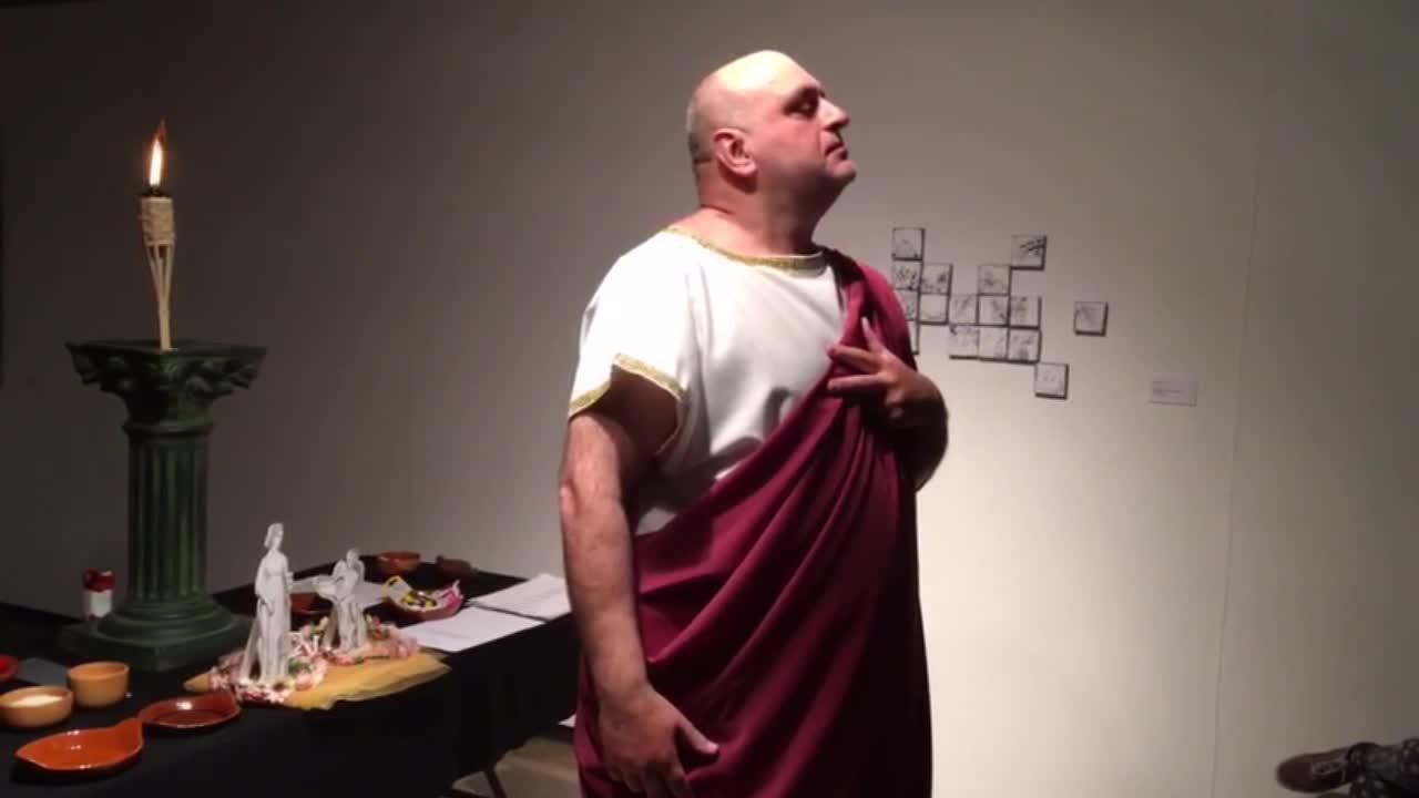 Gladiadores y bodas romanas