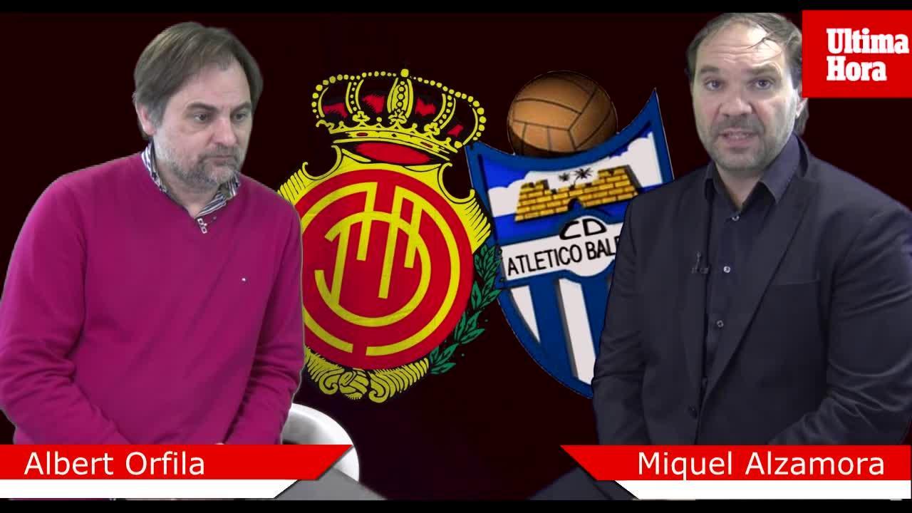 Albert Orfila: «Se trataba de no perder en Elche y el Mallorca ha cumplido»