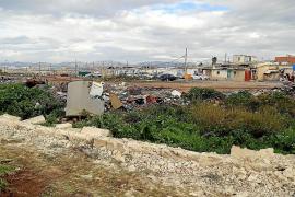 Familias de Son Banya denuncian a Cort por la «sospechosa» demolición del poblado