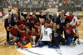 España conquista  su cuarto Mundial consecutivo de hockey sobre patines