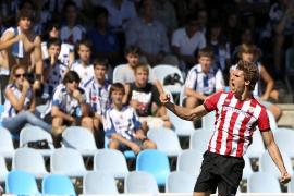 El Athletic se lleva el derbi vasco con dos goles de Fernando Llorente