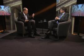 Puigdemont abre la puerta a proponer otro candidato a presidir la Generalitat