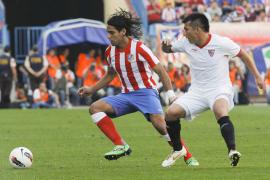 Atlético y Sevilla igualan en intensidad, fútbol y ocasiones
