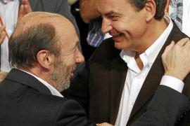 Rubalcaba: «No me voy a dejar ganar»