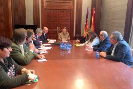 Salom: «El Gobierno de España mirará con cariño a las Islas Baleares»