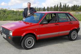 Seat Ibiza GLX, un coche incombustible