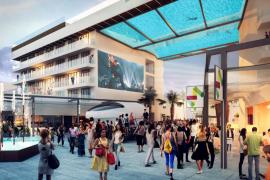 Meliá Hotels abrirá en julio un nuevo hotel y un área comercial de 5.000m2 en Magaluf