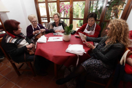 Taller de cocina tradicional de Eivissa Sabor, en imágenes