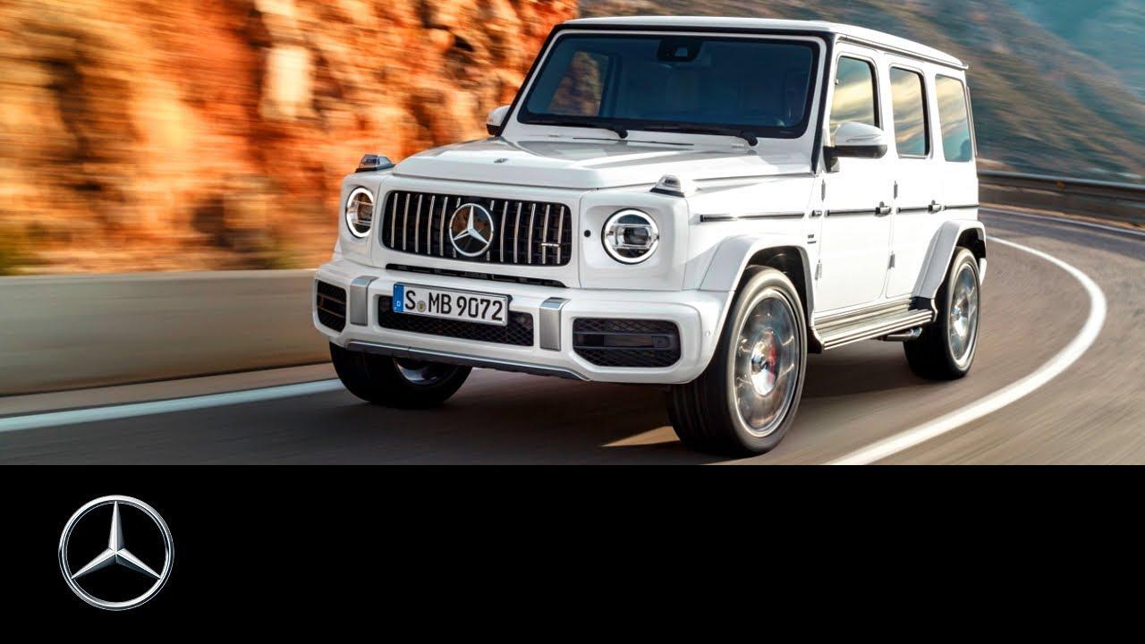 Ya se conocen los precios del Mercedes AMG G 63