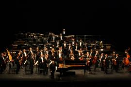 La Orquestra Simfònica de les Illes Balears ofrece un concierto en el Auditori de Manacor