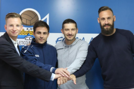 Álex Calero entrenará al juvenil A del Atlético Baleares