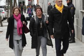 Romeva denuncia ante el juez la criminalización del independentismo pacífico