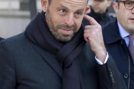 La juez Lamela mantiene en prisión a Sandro Rosell para evitar su fuga