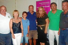 Cena benéfica de la regata Global Ocean Race