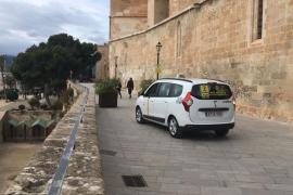 Cort se compromete a proporcionar más paradas de taxis en el casco antiguo de Palma