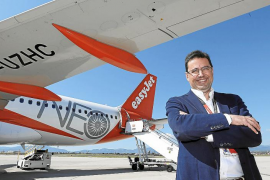 EasyJet conecta Palma con 20 destinos europeos y crece este verano un 27 %