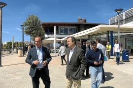 APB no abrirá el edificio de aparcamientos de la Savina si la empresa no cumple con el contrato