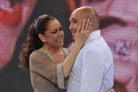 Isabel Pantoja, concursante  de 'Más que baile'