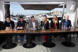 Presentación de la segunda edición de las jornadas gastronómicas de Ibiza