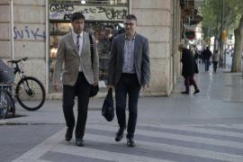 Arrancan las declaraciones ante el juez por los contratos de Més a su exjefe de campaña