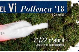 El Claustre de Santo Domingo acoge la Fira del Vi 2018 en Pollença