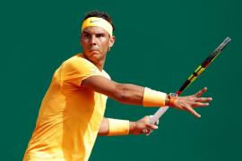 Rafael Nadal se estrena en Montecarlo con una cómoda victoria