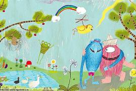 Tinta Il·lustre debuta en Inca con lo más 'top' de la literatura infantil