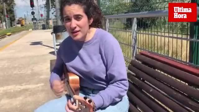 Andrea Hidalgo, participante en 'Factor X': «Mi ilusión es ser actriz de comedia musical»