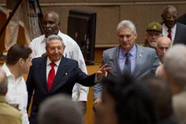 Díaz Canel, propuesto para suceder a Raúl Castro