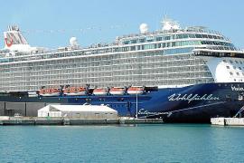 Mein Schiff 6, un nuevo crucero en Palma