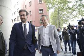 Pere Muñoz y Jaume Garau declaran por el caso de los contratos de Més