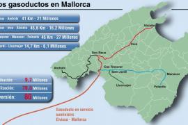 Endesa invertirá 80 millones en llevar el gas a la Part Forana de Mallorca