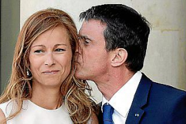 Una diputada conservadora, la nueva pareja de Manuel Valls