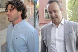 Pere Muñoz y Jaume Garau insisten en la legalidad de los contratos