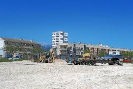 El hospital Sant Joan de Déu de Inca empezará a funcionar en mayo del próximo año
