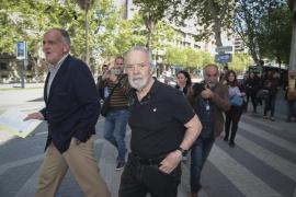 Cursach niega «rotundamente» haber insultado al juez Penalva