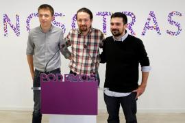 Iglesias anuncia un acuerdo entre Errejón y Espinar para Madrid