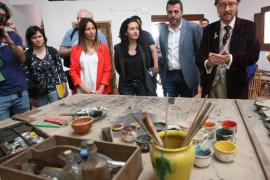 El Mas Miró abre sus puertas este viernes con el «paisaje emocional» del artista