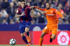 El Málaga pierde la categoría ante el Levante